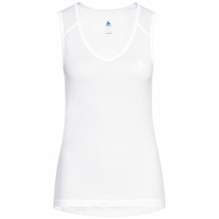 SUW TOP V-neck Singlet ACTIVE Cubic LIGHT 2 Pack, white, large