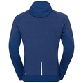 Men's MILLENNIUM YAKWARM Midlayer Hoody, estate blue, large