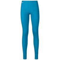 Naadloze onderkleding Broek active originals Warm GOD JUL PRINT, vivid blue, large