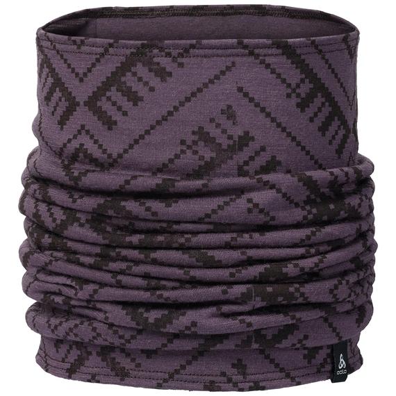 Col Natural 100% MERINO Warm, vintage violet - AOP FW18, large