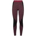 Pantaloni Base Layer BLACKCOMB da donna, black - cerise - cerise, large