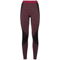 BLACKCOMB-basislaagbroek voor dames, black - cerise - cerise, large