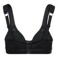 Comfort High Sports Bra, black, large