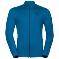 Midlayer zip intera Alagna, mykonos blue, large