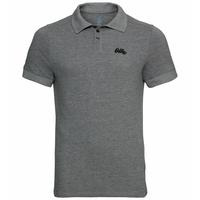 Men's NIKKO Polo Shirt, odlo graphite grey melange, large
