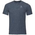 Men's MILLENNIUM LINENCOOL T-Shirt, ensign blue melange, large