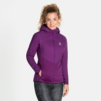 Women's MILLENNIUM S-THERMIC Running Jacket, charisma, large