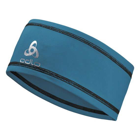 Headband POLYKNIT Light, mykonos blue, large