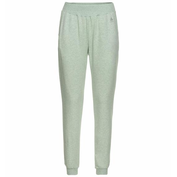 Women's ALMA NATURAL Pants, malachite green melange, large