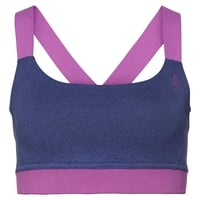 Bralette ULTRA VIOLET SPRING, royal blue, large