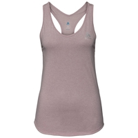 Women's MILLENNIUM ELEMENT Singlet, quail melange, large