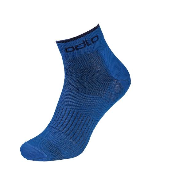 Socks short NATURAL+ CERAMIWOOL OUTDOOR, energy blue - diving navy, large