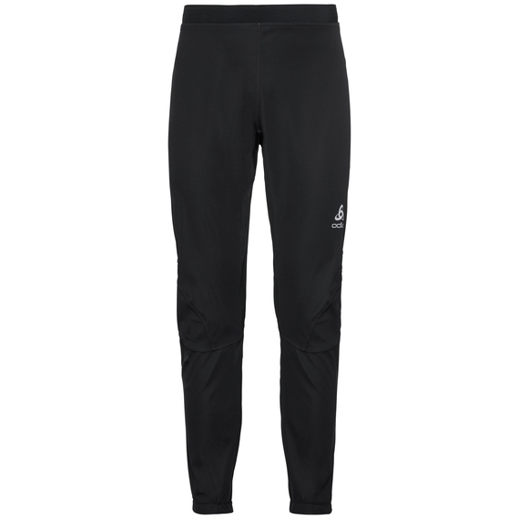 Pantaloni AEOLUS Warm, black, large