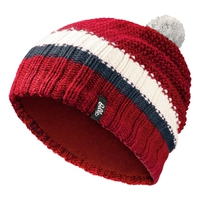 Beanie ANETTE, chinese red, large
