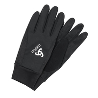 Gants de ski AEOLUS WARM, black, large