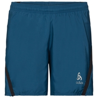 SPECIAL RUNNING BTS Shorts, blue opal, large