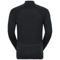 ZEROWEIGHT Warm Midlayer mit halblangem Reißverschluss, black, large
