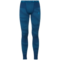 Sous-vêtement technique Collant long BLACKCOMB pour homme, poseidon - blue jewel - atomic blue, large