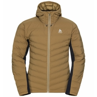 Men's SEVERIN COCOON Insulated Jacket, dull gold, large