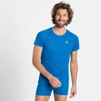 Men's ACTIVE F-DRY LIGHT Base Layer T-Shirt, directoire blue, large