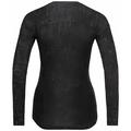 Damen ZEROWEIGHT CERAMIWARM Radsport-Funktionsunterwäsche Langarm-Shirt, black - graphic FW20, large