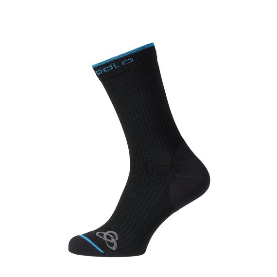 ALLROUND BASIC socks  (2 Pack), black, large