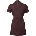 Women's MILLENNIUM S-THERMIC Dress, decadent chocolate melange, large