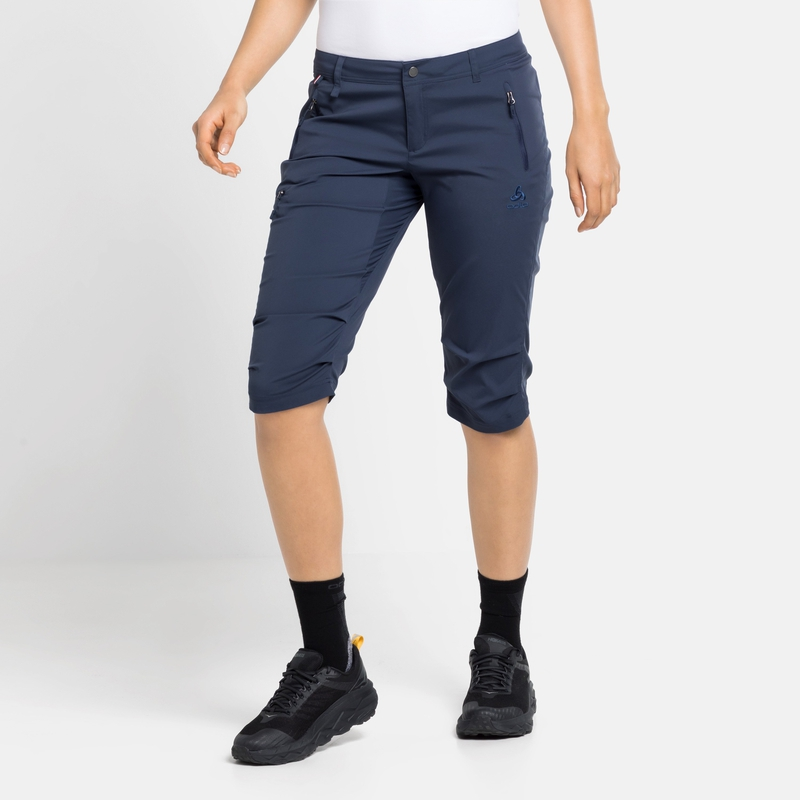 Women's Wedgemount Pants, diving navy, large