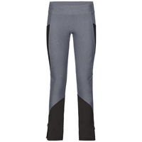 EXO-tight voor dames, black melange - black, large