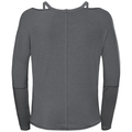 BL top girocollo m/l Maia Ease, odlo graphite melange, large