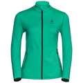 Damen ALAGNA Midlayer, mint leaf, large