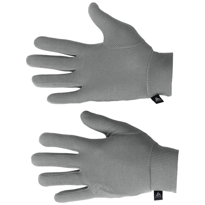 ORIGINALS WARM KIDS Handschuhe, grey melange, large