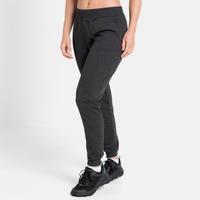 Women's ALMA NATURAL Pants, dark grey melange, large