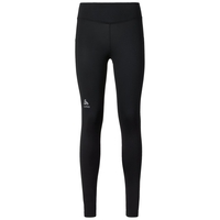SLIQ Tights running donna, black, large