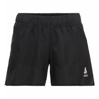 Damen MILLENNIUM 2-in-1-Shorts, black, large