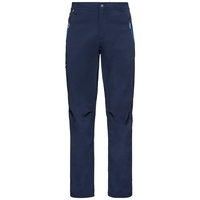 Pantalon homme WEDGEMOUNT, diving navy, large