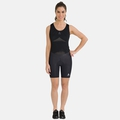 Women's PERFORMANCE BREATHE X-LIGHT Cycling Base Layer Singlet, black, large
