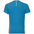 Men's MILLENNIUM LINENCOOL T-Shirt, blue aster melange, large