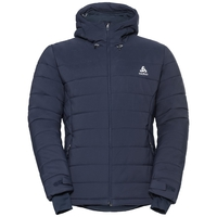 Herren COCOON NORDIC FAN Jacke, diving navy, large