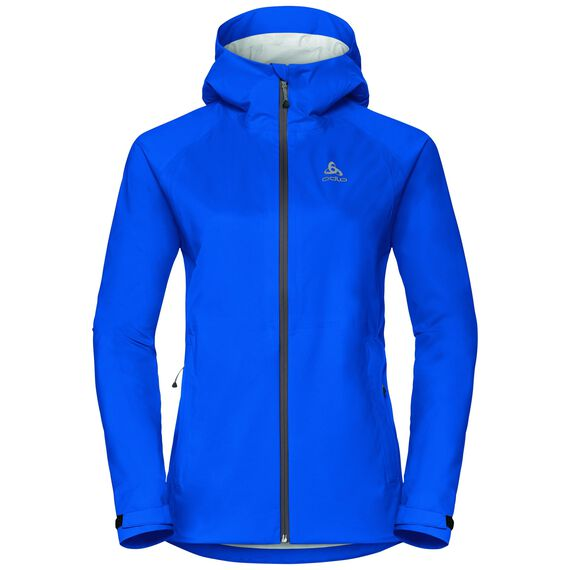 AEGIS Jacket women, energy blue, large