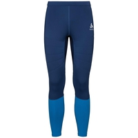 Men's MILLENNIUM YAKWARM Tights, estate blue - directoire blue, large