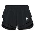 Split shorts ZEROWEIGHT CERAMICOOL, black, large