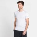 T-shirt technique ACTIVE F-DRY LIGHT LOGO pour homme, white, large