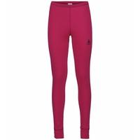 Women's X-MAS ACTIVE WARM Base Layer Pants, cerise, large