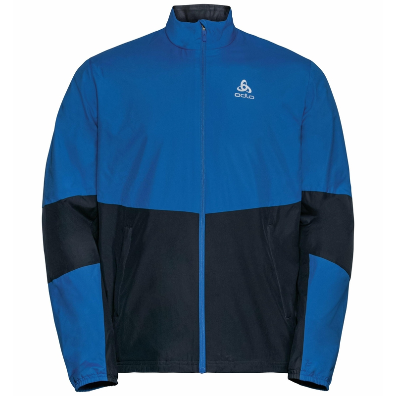 The Finnfjord jacket, nautical blue - dark sapphire, large