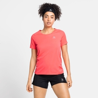 Women's ESSENTIAL CHILL-TEC Running T-Shirt, siesta, large