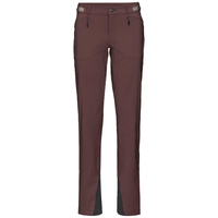 Women's VAL GARDENA CERAMIWARM Pants, decadent chocolate, large