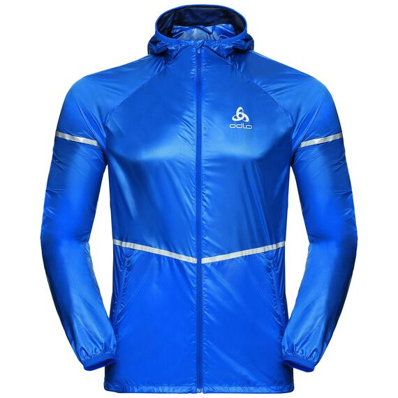 Jacket ZEROWEIGHT, energy blue, large
