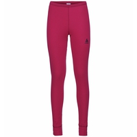 X-MAS ACTIVE WARM-basislaagbroek voor dames, cerise, large