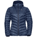 Jacket HOODY AIR COCOON, diving navy, large